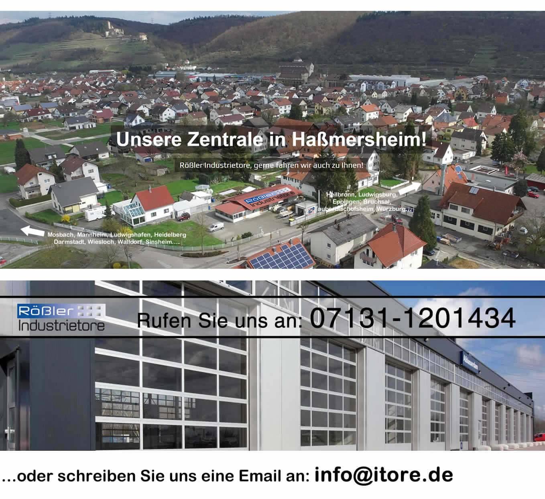 Tortechnik, Torbau und Tore  Ofterdingen   und  Rottenburg am Neckar, Jungingen, Hirrlingen